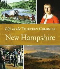 New Hampshire (Life in the Thirteen Colonies)-ExLibrary
