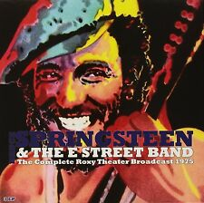 BRUCE SPRINGSTEEN - THE COMPLETE ROXY THEATER BROADCAST 1975 3 VINYL LP NEW!
