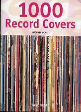 1000 RECORD COVERS / 1000 Couvertures de DISQUES