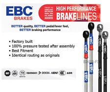 Kawasaki RM250 06-08 EBC Uprated Braided Rear Brake Line Hose