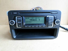 Volkswagen VW Passat Touran Golf RCD 210 Stereo CD MP3 Player RCD210 +CODE L@@K