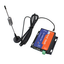 Serial RS232/RS485 to Quad Band GSM Wireless Mobile Converter Data Transmit Unit