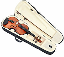 Full Size Violin Cellos 4/4 Acoustic Fiddle W/Case Bow Wooden Antique Violins