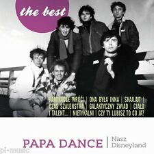 "= PAPA DANCE - "" nasz disneyland "" THE BEST / CD sealed"