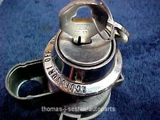 Ignition Switch Bezel Lock Keys 1966 Chevrolet Impala Corvette GM Delco 1116673