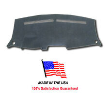 2011-2014 Fiat 500 Dash Cover Charcoal Carpet FI20-0 Made in the USA