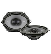 "JBL GTO8629 6"" X 8"" 5"" x 7"" 360W 2 WAY 3 OHM COAXIAL CAR AUDIO STEREO SPEAKERS"