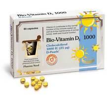 Pharma Nord BIO Vitamina D3 1000iu 80caps