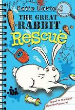 The Great Rabbit Rescue (Great Critter Capers)