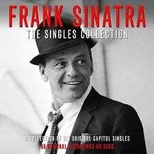 Frank Sinatra - The Singles Collection (3CD 2016) NEW/SEALED