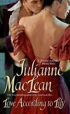 Love According to Lily MacLean, Julianne Mass Market Paperback