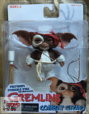 "COMBAT GIZMO NECA Gremlins 2 series 2 2013 4"" Inch LIMITED ACTION FIGURE"