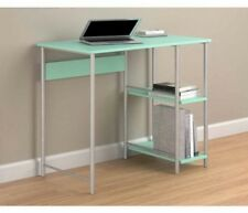Student Computer Desk Kids Laptop Desk Furniture Table Dorm Room Home Spearmint