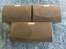 Kenwood CRS-N551 Speaker System Rear And Front Speakers