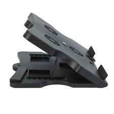 "15"" Notebook Laptop Adjustabl Stand 3 Fan 4 Port USB Cooling Cooler Pad Black"