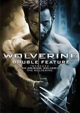 Wolverine Double Feature: X-Men Origins - Wolverine/The Wolverine (DVD, 2014, 2…