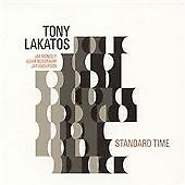 LAKATOS, TONY-Standard Time - with Jim McNeely CD NEW