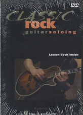 Classic Rock Guitar Soloing Tuition DVD Learn to Play Solo/Lead Guitar