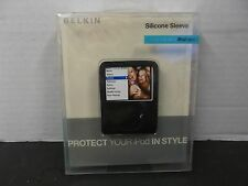 Belkin Silicone Sleeve for Apple Ipod Nano 3rd Gen BLACK