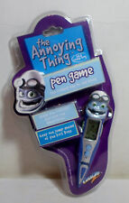 THE ANNOYING THING A.K.A. CRAZY FROG 2006 ELECTRONIC PEN GAME MISP SEALED