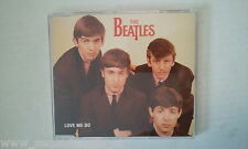 MAXI CD--THE BEATLES-- LOVE ME DO--3 TRACKS