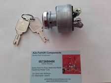 MITSUBISHI / CAT / HYSTER  /DAEWOO  FORKLIFT IGNITION SWITCH RAPID DELIVERY