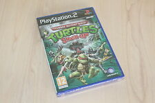 Teenage Mutant Ninja Turtles Smash Up PS2 Playstation 2 UK Pal New Sealed