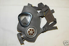 Finnish Army Surplus M69 Rubber Gas Mask Mint Condition NO FILTER Respirator