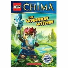 LEGO Legends of Chima: The Warrior Within (Chapter Book #4)-ExLibrary