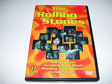 The Rolling Stones - 17 Clips * DVD EU 2005 *