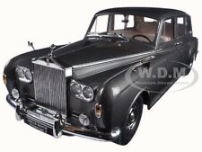 1964 ROLLS ROYCE PHANTOM V MPW GUNMETAL GREY LHD 1/18 MODEL CAR BY PARAGON 98214