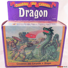 Crossbows and Catapults Dragon expansion pack vintage 1983 box set by Lakeside