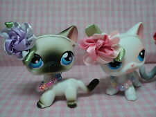 NEW Littlest Pet Shop Handmade LPS 10 PC Headpieces/Necklaces In A Gift Bag