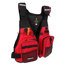 Professional Life Jacket Vest Boating Kayaking Water Sports Rescue Equipment