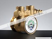 "Rotoflow Compact vane pump  Fluid-o-Tech CO101V 3/8"" brass Rotary vane pump"