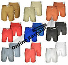 Mens Boys Soul Star Cotton Summer Chino Turn up Jean Shorts Bottoms 28 - 38 inch