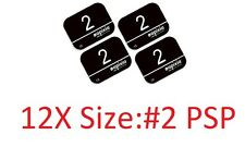 Value 12 Pack Size #2 Scanner Apixia Type X-Ray Phosphor Plates PSP FDA Approve