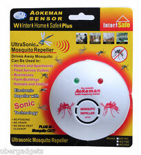 Branded Aeokman Branded Ultrasonic Mosquito Repeller Its Effective