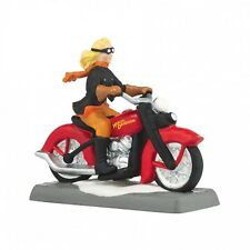 Dept 56 Christmas In The City HARLEY DAVIDSON MY WAY ON THE HIGHWAY 4042394