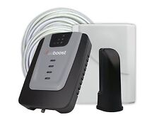 weBoost Home 4G Cell Phone Signal Booster for Home & Office -Retail Pack 46001