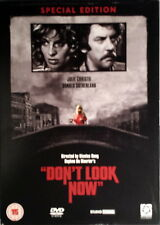 A VENEZIA UN DICEMBRE ROSSO SHOCKING DON'T LOOK NOW Roeg DVD Christie Sutherland