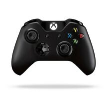 OFFICIAL Microsoft XBOX One Wireless Controller - Black XBOX One