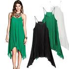Women Boho Beach Summer Sundress Long Skirt Maxi Evening Party Dress Plus Size