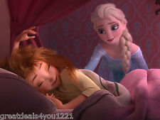 "Frozen Fever the Movie 2015  Pillow Case (one) 20"" X 30"" NEW Elsa ANNA NEW"