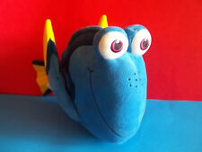 "Disney DORY Finding Nemo Plush 15"" Stuffed Blue Fish Kohl's Cares GUC"