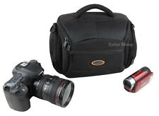 Waterproof DSLR Shoulder Camera Case Bag For Sony Alpha A58 A77II A99