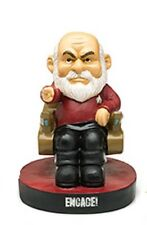 Star Trek TNG Collectors Captain Picard Polyresin Garden Gnome Statue Figure New