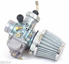 Carb Yamaha W/ Air Filter fits DT100 DT 100 Enduro Carburetor
