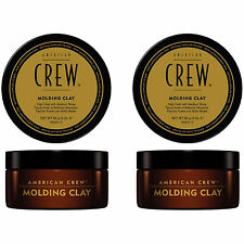# 2 pz. American Crew Molding Clay Hair Styling 85 gr