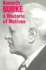 A Rhetoric of Motives,  Burke